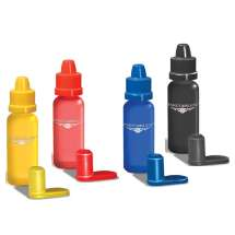 InkEdibles EZ Twist-and-Pour 15ml Refill Bottles Singles for Canon