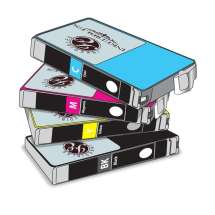 Inkedibles Edible Ink Cartridges for Epson T220XL (4 pack)